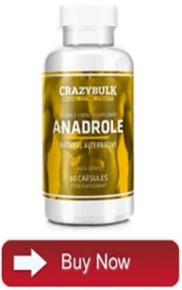 does anadrol work
