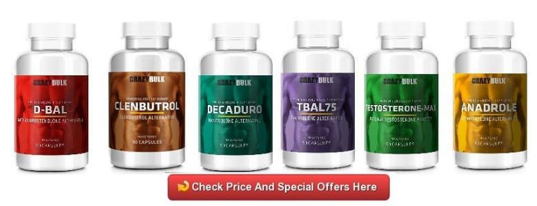 crazy bulk ultimate stock