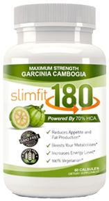 Slim Fit 180 Garcinia