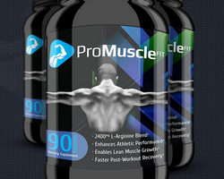 Build Lean Muscles Naturally Through Promuscle Fit Supplement!