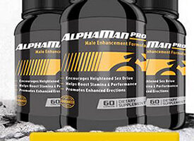 Alphaman Pro